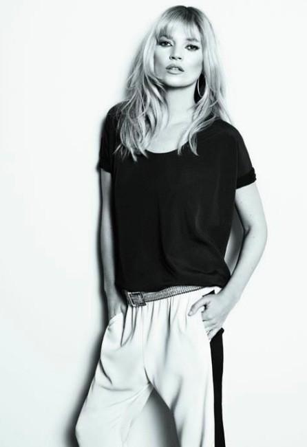Kate Moss enseñará sus peritas antes de los 40: lo que se coman los gusanos...