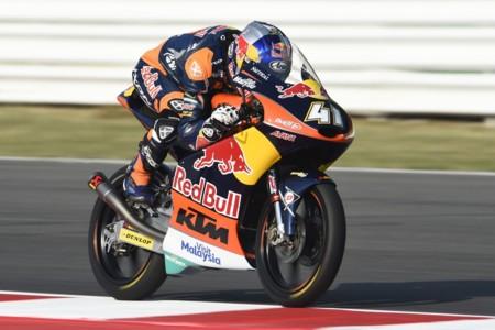 Brad Binder Misano Red Bull Ktm Ajo Moto3