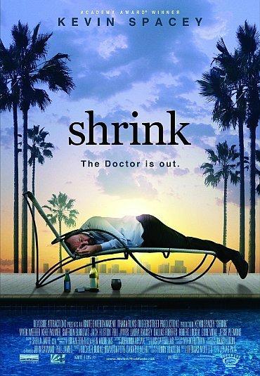 'Shrink' con Kevin Spacey, cartel y tráiler