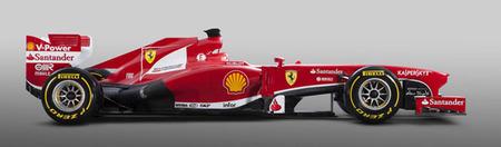 Ferrari presenta la nueva arma de Fernando Alonso, el F138