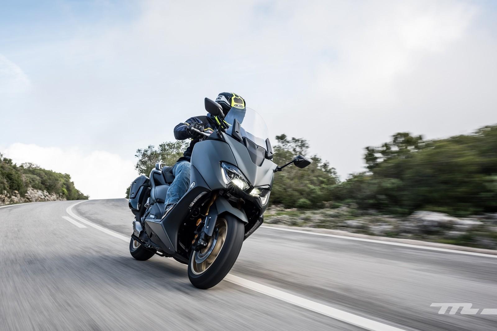 Foto de Yamaha TMAX 560 2020, prueba (23/30)