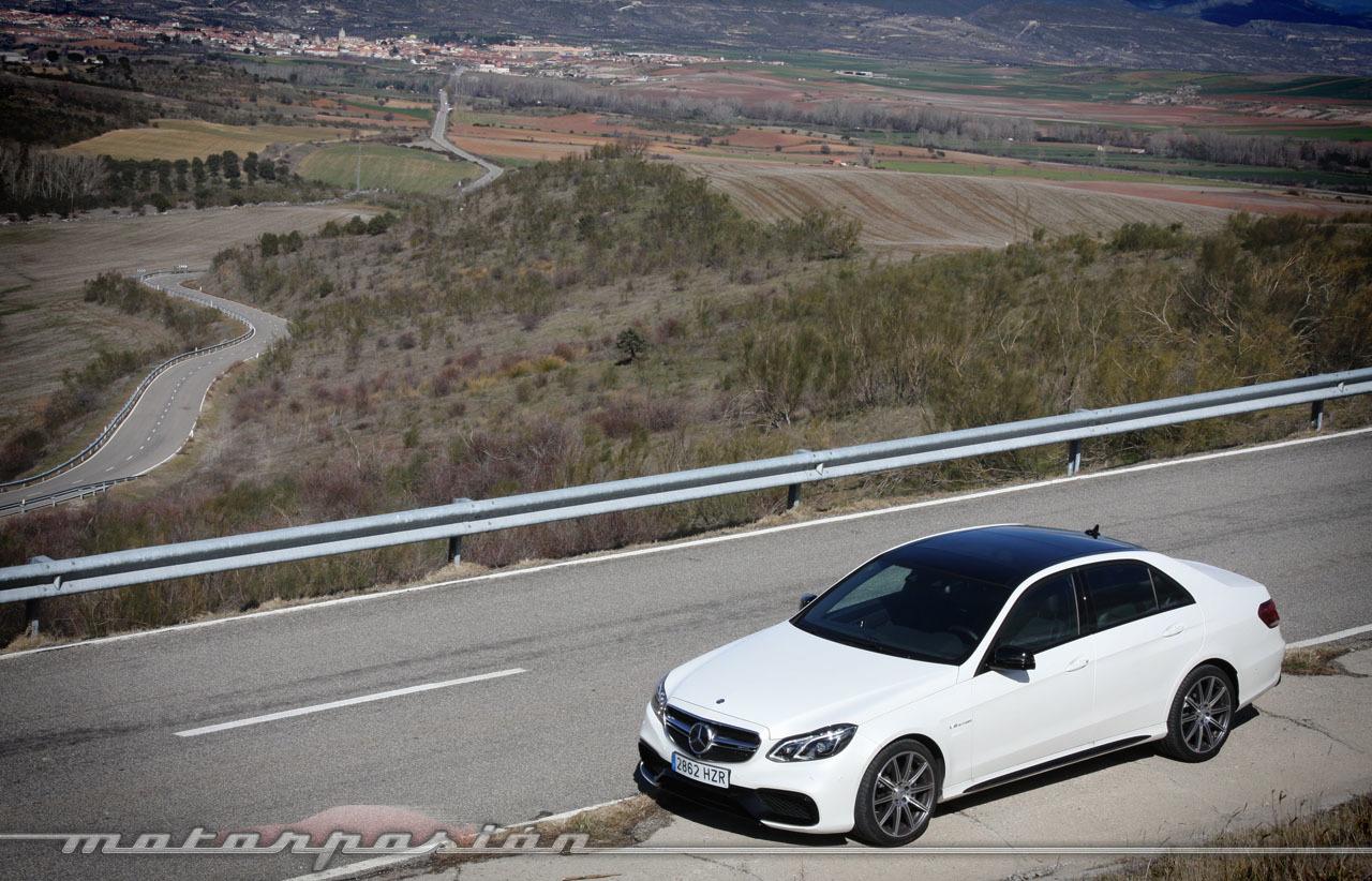 Foto de Mercedes-AMG E 63 4Matic (prueba) (13/42)