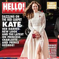 Canadá sigue fiel a Kate