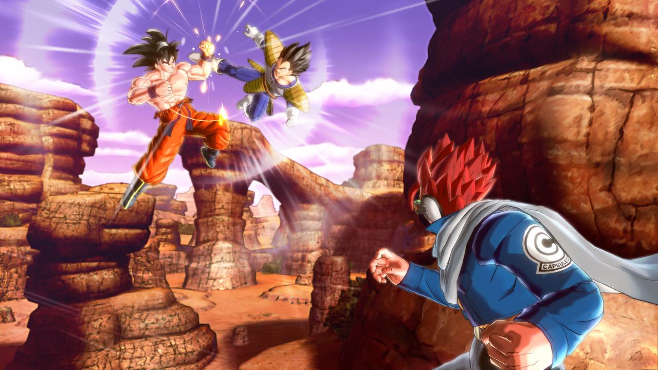 Foto de Dragon Ball Xenoverse (8/10)