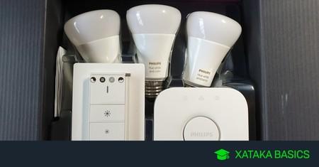 Cómo configurar tus luces Philips Hue en Google Home para controlarlas con Assistant