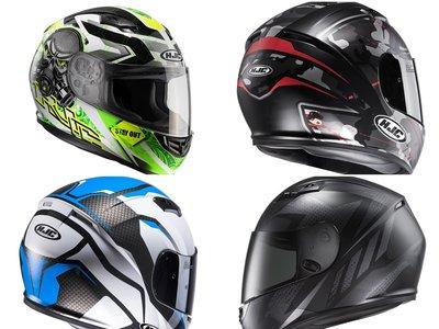 Nuevas gráficas y el mismo precio contenido para los cascos HJC CS-15