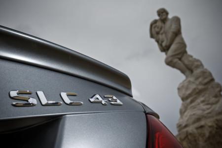 Mercedes SLC 43
