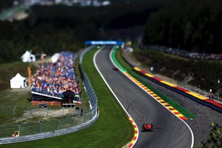 Ferrari Spa F1 2019