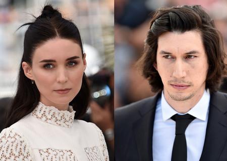 Adam Driver y Rooney Mara serán amantes en 'Annette', lo nuevo de Léos Carax