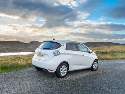Renault llama a revisión a 10.649 unidades del Renault ZOE por un problema en los frenos