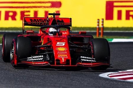 Vettel Japon F1 2019 3