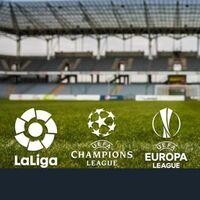 Dónde ver el fútbol online en la temporada 2021/2022: Liga, Copa, Champions y Europa League