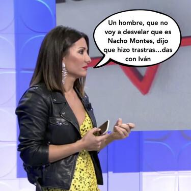 ¡Confidencia! Nagore Robles revela en 'MyHyV' una información sobre un ex colaborador que cuestiona la heterosexualidad de Iván González en plena crisis con Oriana