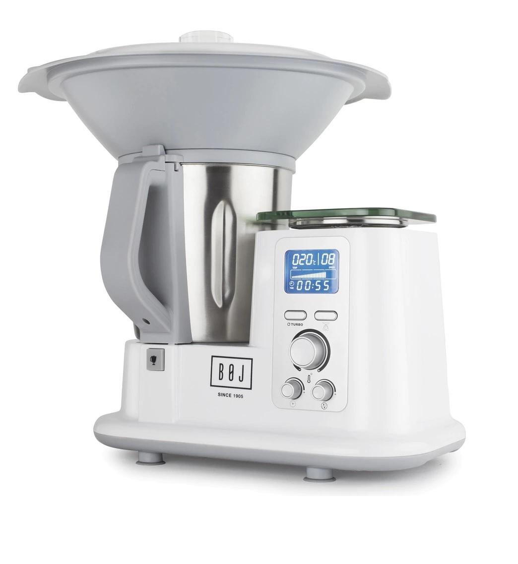 Robot de cocina Boj MC-2500  con báscula y pantalla LCD