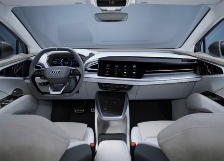 Audi Q4 Sportback E Tron Concept 2020 1600 33