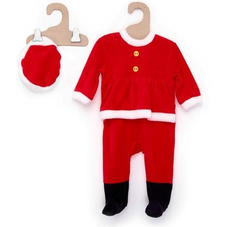 Pijama Disfraz De Navidad Bebe
