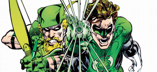 Green Lantern Comic 1