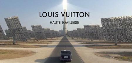 Louis Vuitton soluciona el tema de la materia exótica para poder viajar al futuro