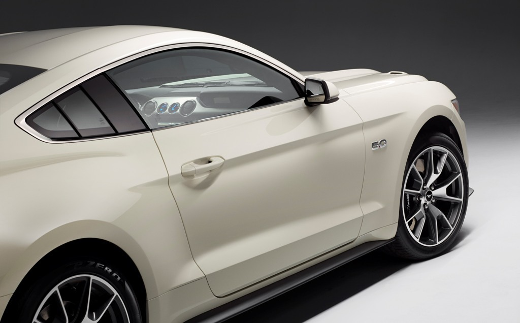 Foto de Ford Mustang 50 Aniversario (18/21)