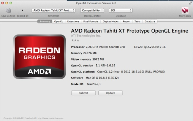 AMD OS X 10.8.3
