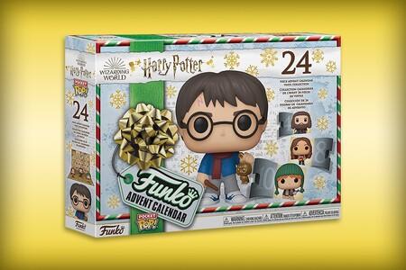 Esta caja incluye 24 mini figuras Funko POP de 'Harry Potter' y la podemos comprar a mitad de precio en Amazon México