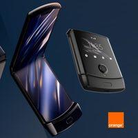 Precios del Motorola Razr con tarifas Orange
