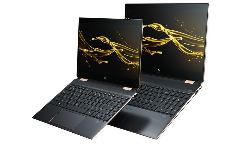 💻 HP sigue renovando sus portátiles y ahora les tocó a la línea Spectre x360 y EliteBook x360