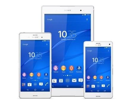 Sony presenta sus Xperia Z3, Z3 Compact y Z3 Tablet Compact en México