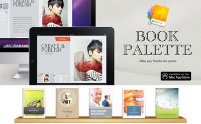 Book Palette de Jumsoft, diez nuevos diseños de plantilla para crear tus libros en iBooks Author