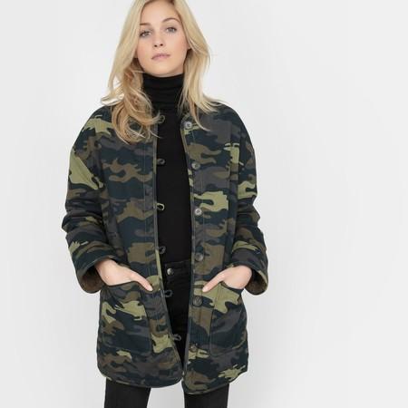 Comprar Chaqueta Militar Mujer 4