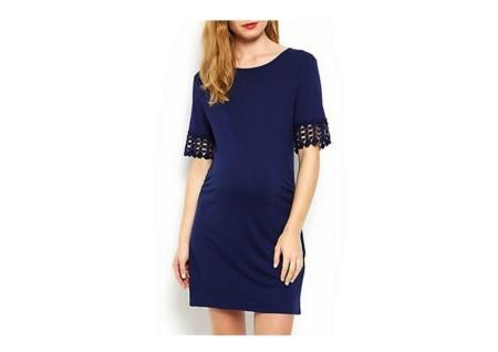 Vestido Azul Premama