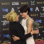 Bárbara Lennie y Carmen Machi juntas en 'Recuerda la muerte'