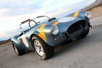 Shelby presenta un Cobra autorizado para su 50 Aniversario