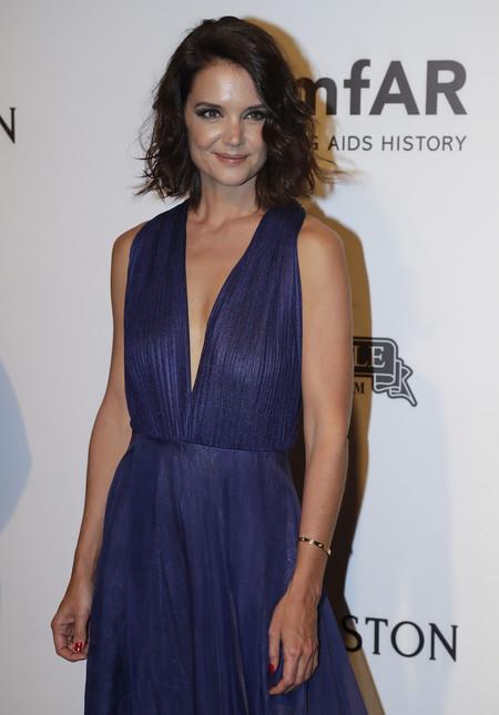 Katie Holmes y Kate Moss coinciden en la gala amFAR de Sao Paulo, aunque ninguna brilla como nos tenían acostumbrados