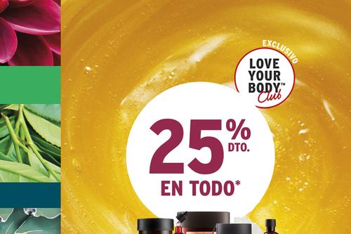 9 compras clave para sacar partido al 25% de descuento en The Body Shop