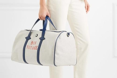 La colección de maletas que acaban de presentar Paravel y Net-a-Porter es nuestro sueño de vacaciones hecho realidad
