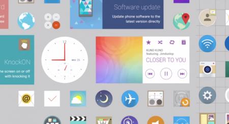 La interfaz del LG G3 va a extenderse por toda la gama de productos móviles