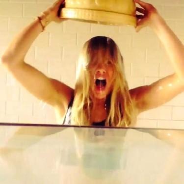 """El """"Ice Bucket Challenge"""" llega al mundo de la moda"""