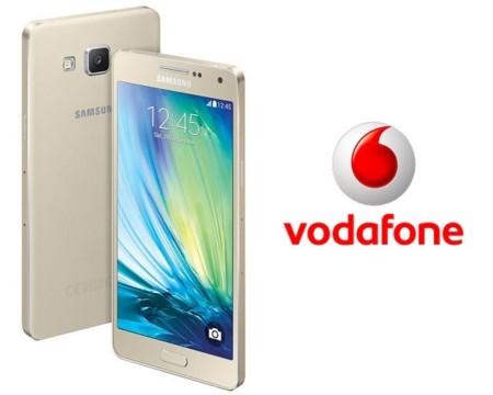 Precios Samsung Galaxy A3 con Vodafone