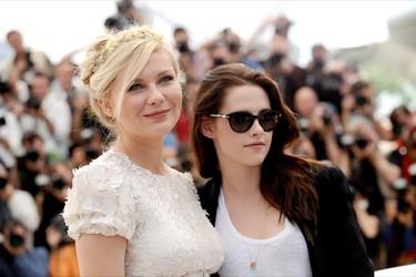 """Kristen Stewart y Kirsten Dunst presentan """"On the Road"""" en Cannes"""