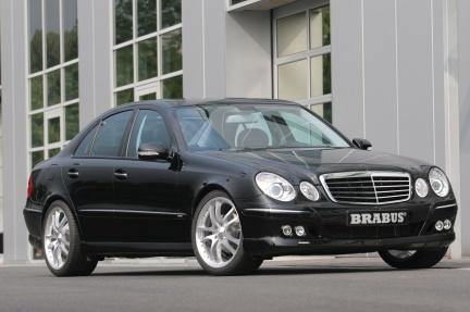 Mercedes E 300 Bluetec por Brabus: tuning para el diésel de bajas emisiones