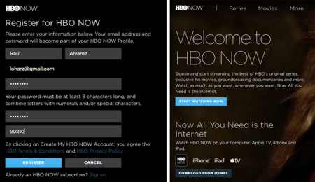 Hbo Now Web