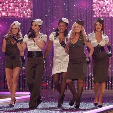 La primera actuación de las Spice Girls