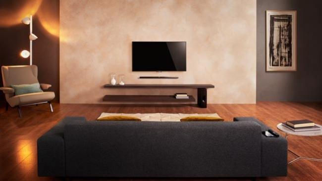 En busca del mejor sonido en el televisor de los for Barra surround