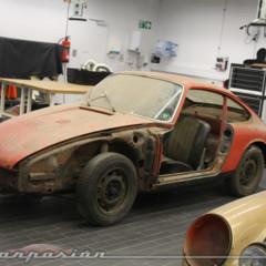 Foto 9 de 9 de la galería porsche-911-type-901-sin-restaurar en Motorpasión