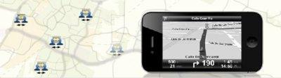 TomTom 1.6 para iPhone con Map Share, la compartición de datos entre usuarios llega a los navegadores