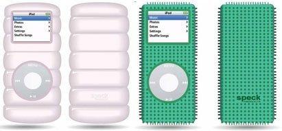 Fundas extravagantes para iPod nano