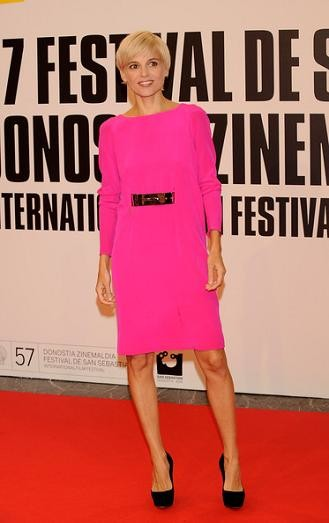 Alfombra roja en el Festival de San Sebastián: el estilo de las actrices españolas