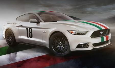 Ford Mustang Edición Freddy Van Beuren, una versión especial para México