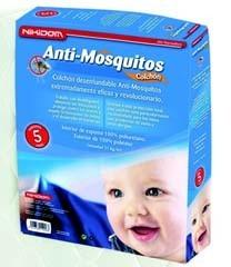 Colchón de cuna antimosquitos